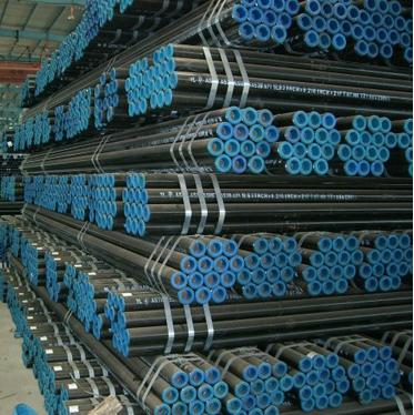 Seamless tube hydraulic